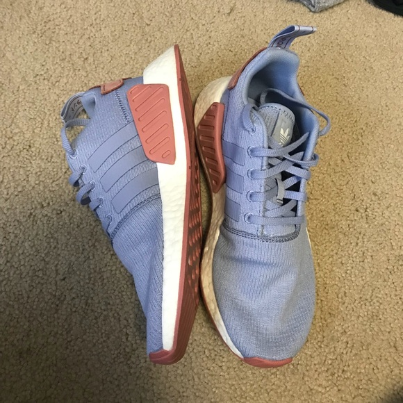Sneakers – Womens Adidas NMD R2 Blue